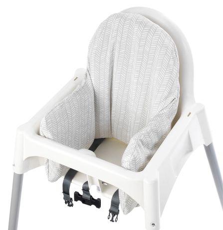У НАЯВНОСТІ!! подушка та чохол до дитячого стільчика Antilop Ікеа Ikea