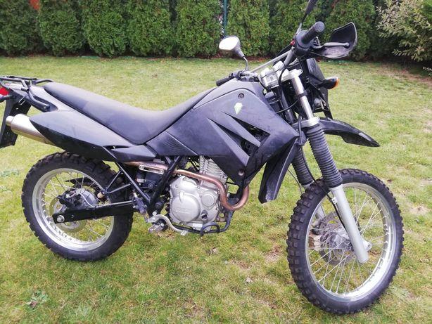MZ 125 SX cross motocross 2004r