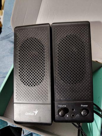 Колонки компъютерные или телефона .GENIUS .сетевые стерео. 120 грн