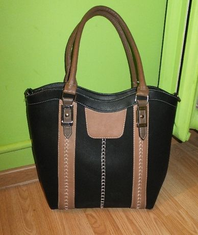 Duża torebka damska - cena z wysyłką