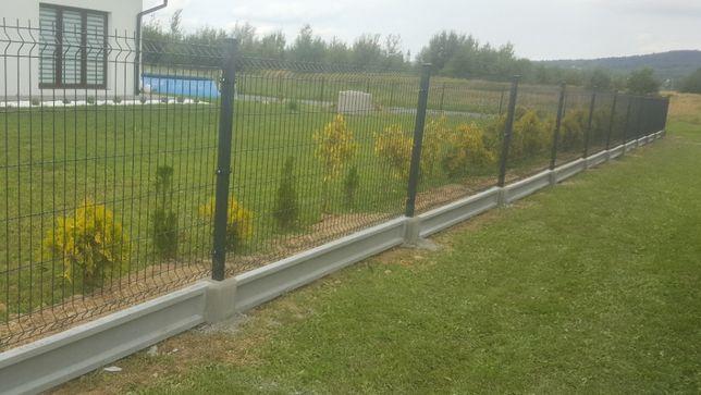 ogrodzenie panelowe kompletne 49,94 zł metr Transport HDS