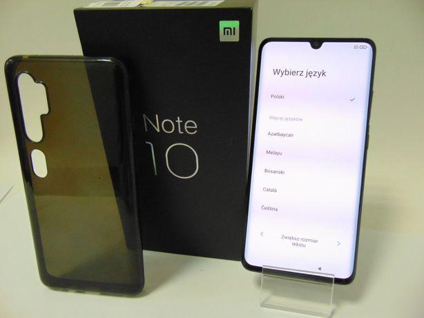 Telefon Xiaomi Mi Note 10/ Pudełko