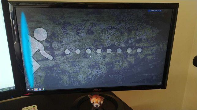 Asus VX238H Full HD 1ms, Sem pixel mortos, Sem riscos