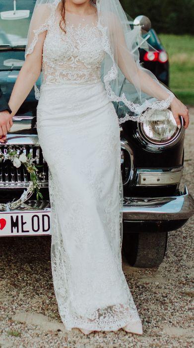 Suknia ślubna włoska Olsztyn - image 1
