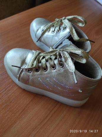 Детские ботинки, ботинки на девочку