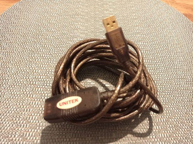 Przedłużacz USB Unitek 5 metrów