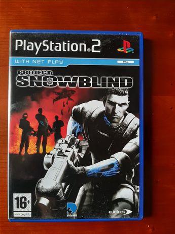 Project Snowblind playstation 2
