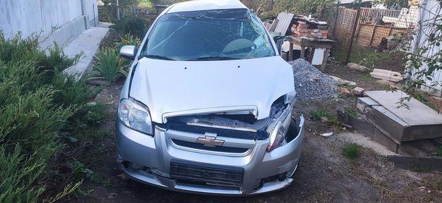 Chevrolet Aveo 2008 год