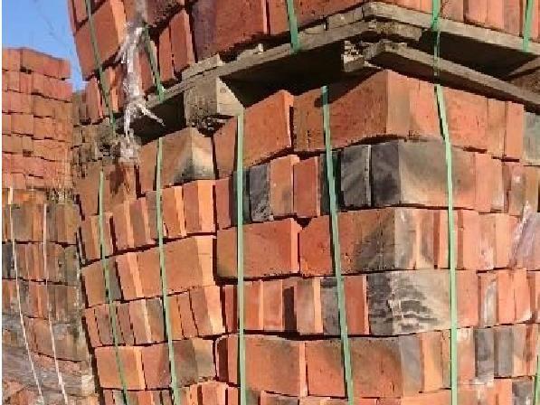 cegła pełna budowlna palona czerwona Nowa
