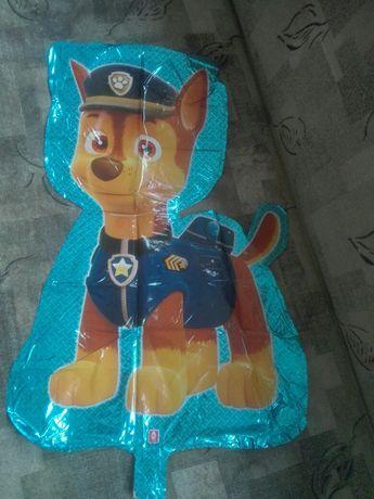Zestaw urodzinowy psi patrol