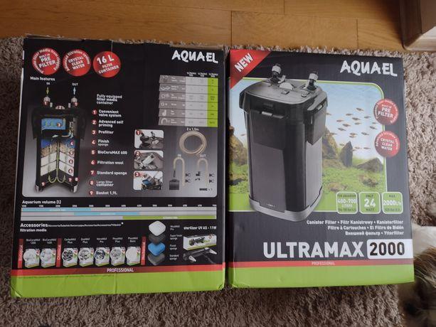 Filtr Aquael Ultramax 2000