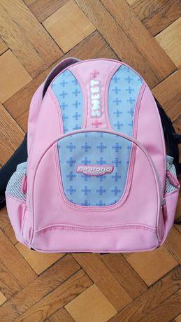 Рюкзак, ранець шкільний для дівчинки.