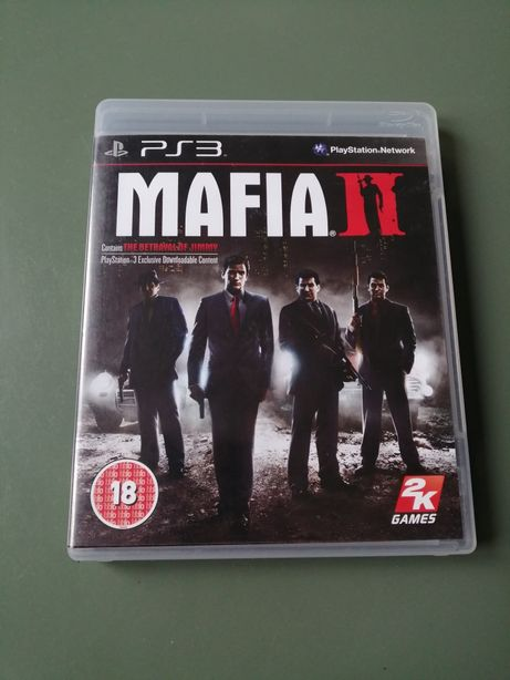 Mafia II 2 gra na PS3 PlayStation 3