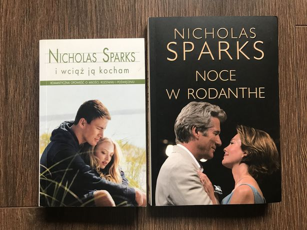 Noce w Rodanthe I wciąż ją kocham Nicholas Sparks