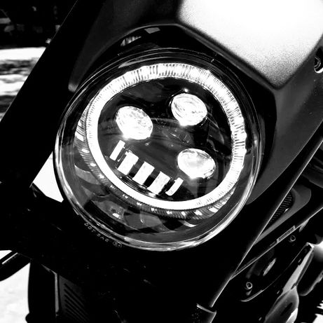 Reflektor Led Harley Davidson V-Rod Muscle Night Rod