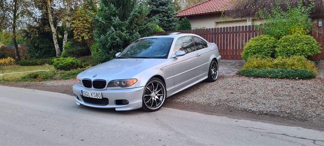 BMW 330 Ci SMG ll * M-pakiet * Samochód od osoby prywatnej.