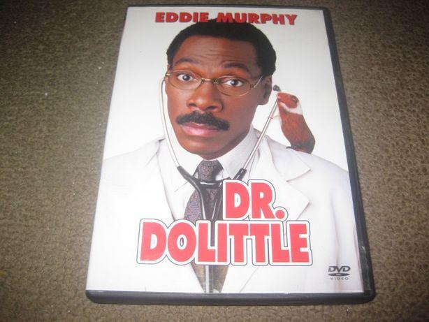 """DVD """"Dr. Dolittle"""" com Eddie Murphy"""