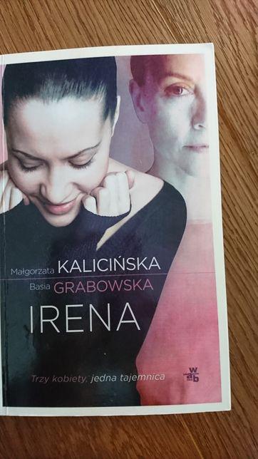 Kalicińska książka IRENA