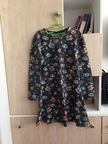 Платье в цветок Zara