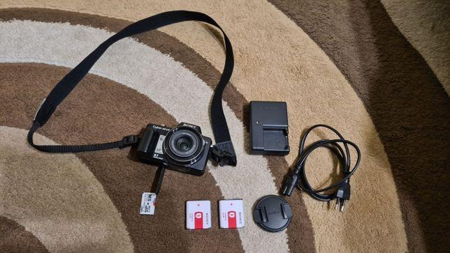 Aparat Cyfrowy Lustrzanka/Hybryda Sony DSC-H10 8.1mpx 10xzoom POLECAM