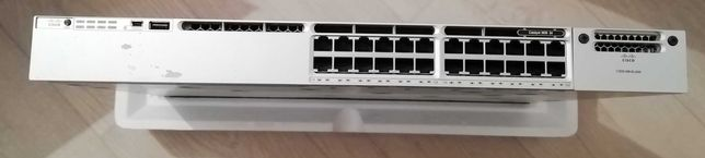 Коммутатор Cisco Catalyst 3850 24P. Data IP Services WS-C3850-24T-E-RF