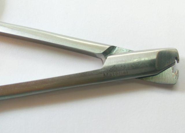 Tesoura corta anilhas - Aves