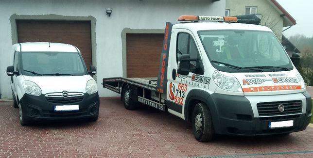 Transport Auto laweta, przewoz towarow