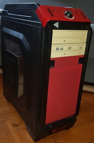Obudowa komputerowa Genesis gamingowa z zasilaczem chieftec 400w