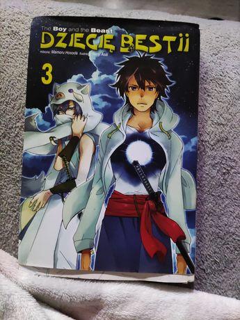 Manga dziecię bestii Tom 3