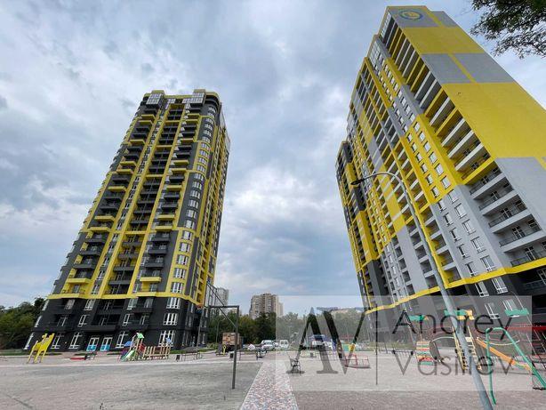 Эксклюзивный 2х этажный Пентхаус 3 комнаты 86м2 ЖК Медовый ул.Радченко