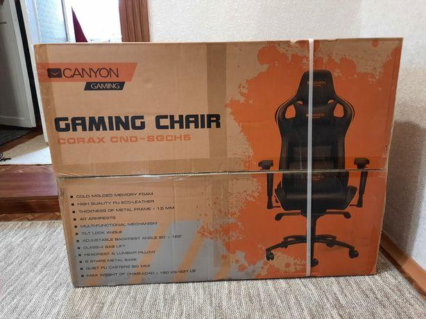 Игровое кресло Canyon Corax
