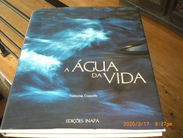 """Livro de edição especial Tranquilidade --"""" A Água da vida"""""""