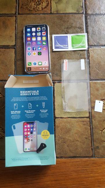 Чехол бампер Iphone x