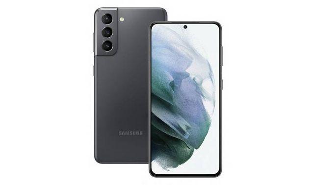 Samsung Galaxy S21 5G 8 / 256GB Phantom Gray