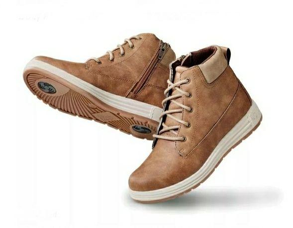 Nowe buty chłopięce wiosenne przejściowe Pepperts 33 na zimę