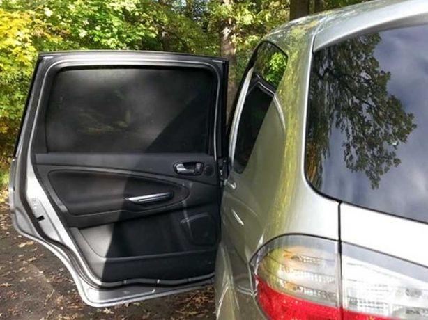Cortinas Solares - Ford S-max I