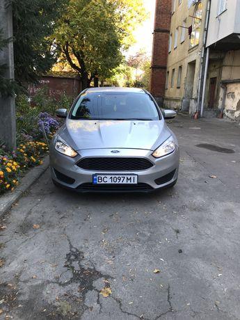 Ford Focus Mk3 рестайлінг