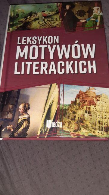 Leksykon motywów literackich matura Polski vademecum
