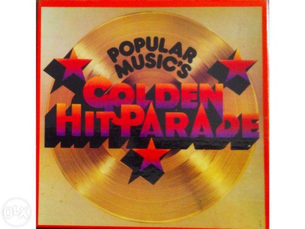Colectânea Golden HIT PARADE / 8 LP's+1 - Ed. READERS DIGEST