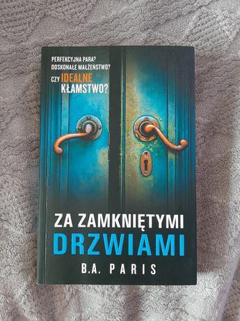 Za zamkniętymi drzwiami- B.A. Paris