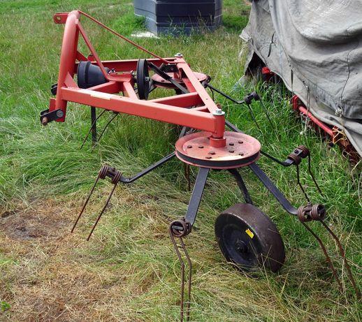 Przetrząsacz Karuzelowy przetrząsarka pająk karuzela siana trawy