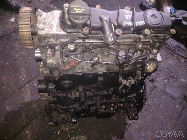 Двигун Berlingo ,Peugeot Partner ,Fiat Scudo 1,9D (DW-8)