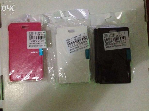 Capas Sony Xperia E