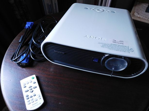 Video projector Sony VPL-EX7 - LCD