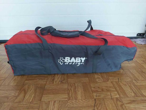 Łóżeczko turystyczne-kojec Baby Design