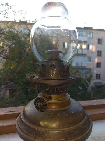 Винтажная керасиновая лампа