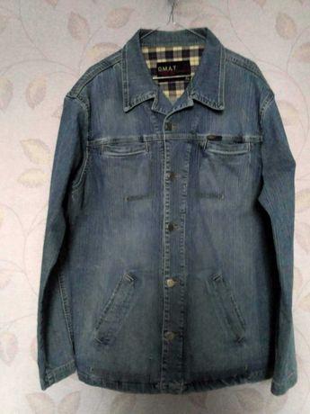 Куртка джинсовая мужская. р. XL