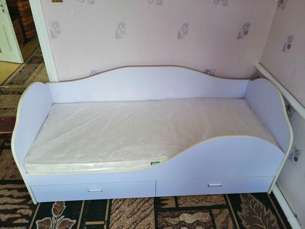 Ліжко Односпальне 1,9 х 0,8