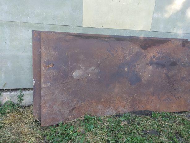 Листовий метал 2мм