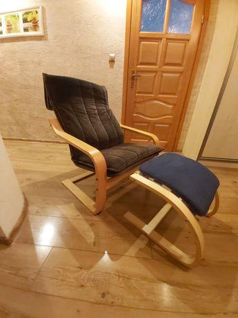 Fotel wypoczynkowy dwuczęściowy